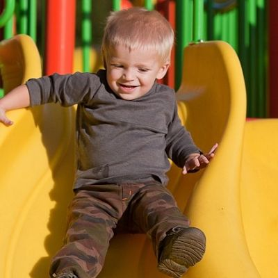 Kids playground equipment like PrimeTime means you won't skimp on value when adding an outside playground to your school or preschool.