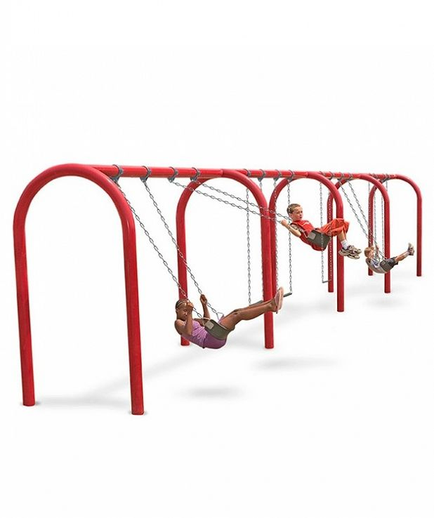 PowerScape Swing Frame Add-A-Bay