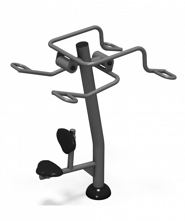 Lat Pull Down - Accessible