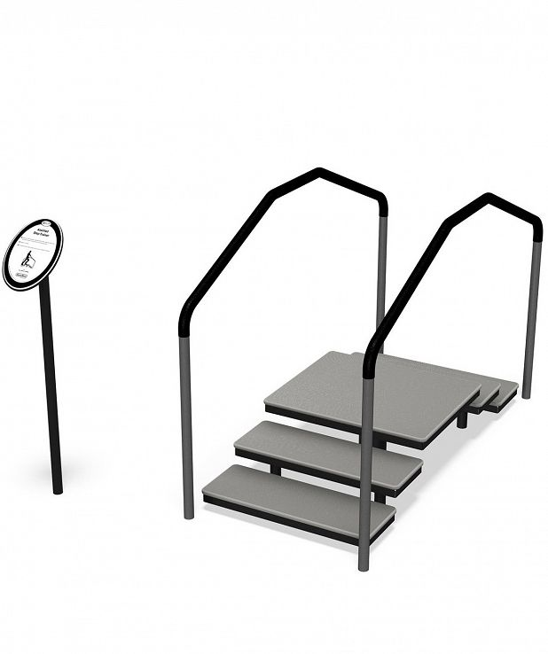 Assisted Step Trainer