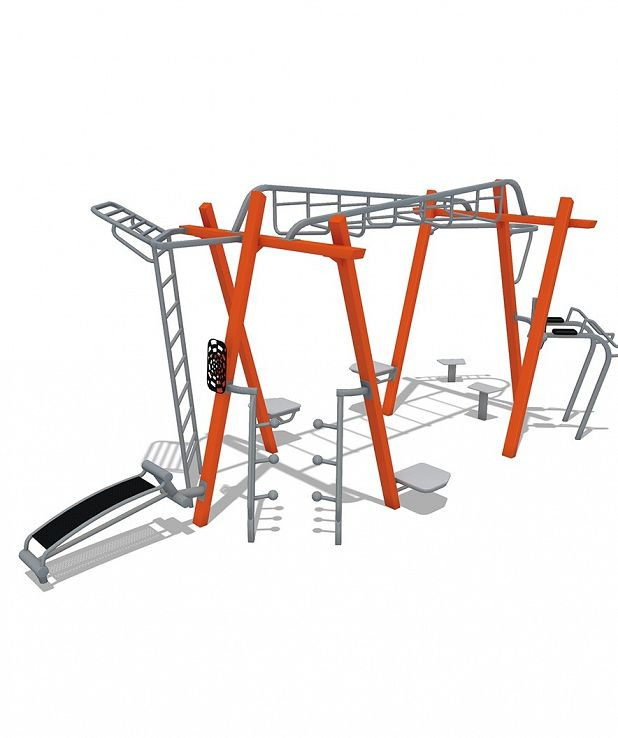 THRIVE 450 Outdoor Gym