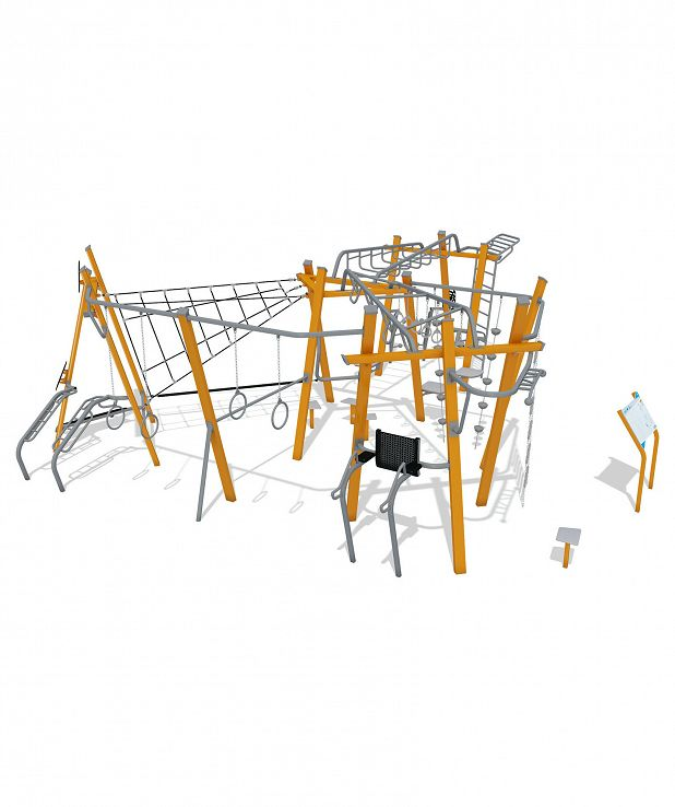 THRIVE 900 Outdoor Gym