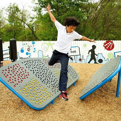 The perfect school playground equipment is easy to find at GameTime thanks to our innovative products & local service.