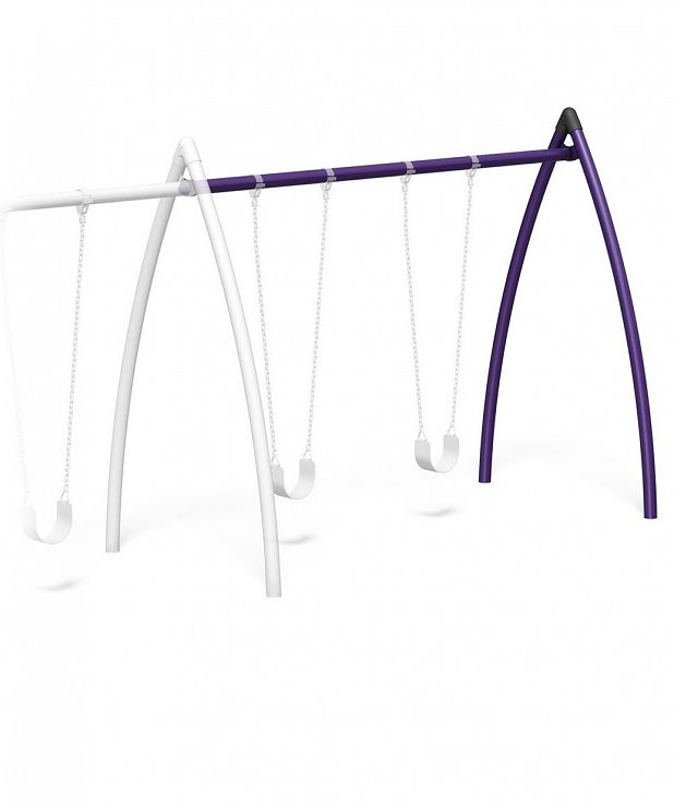 "Xscape Swing Add-A-Bay - 3 1/2"" x 8'"