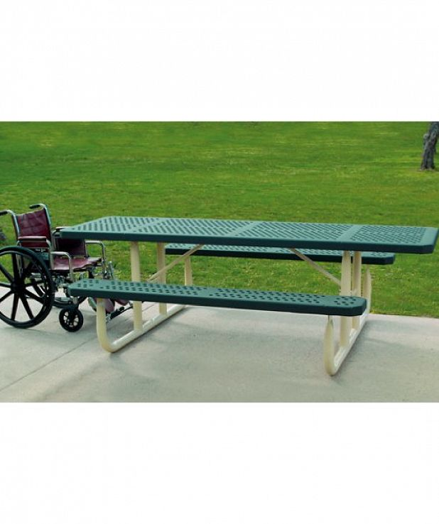 Tuffclad Series ADA Picnic Table