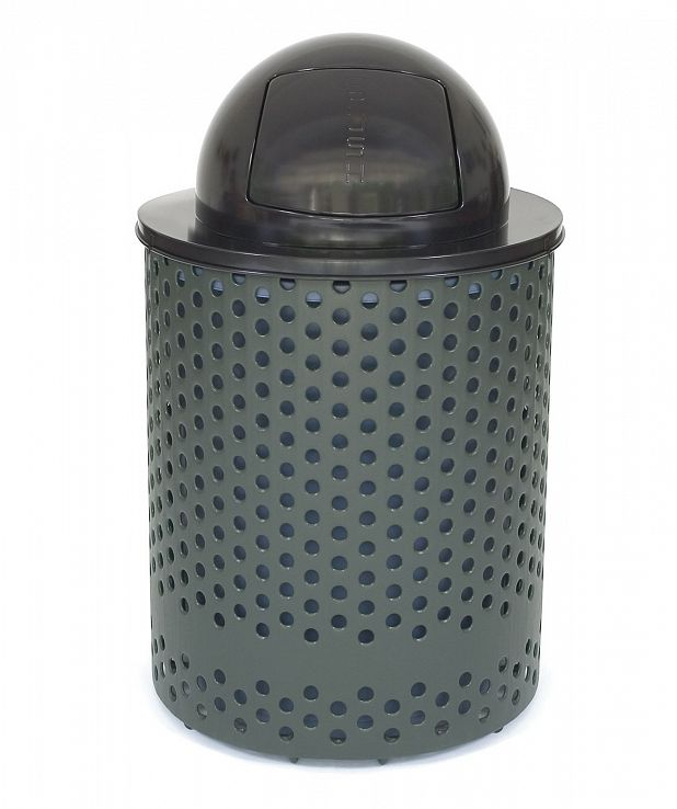 Tuffclad Litter Receptacle - Dome Cover