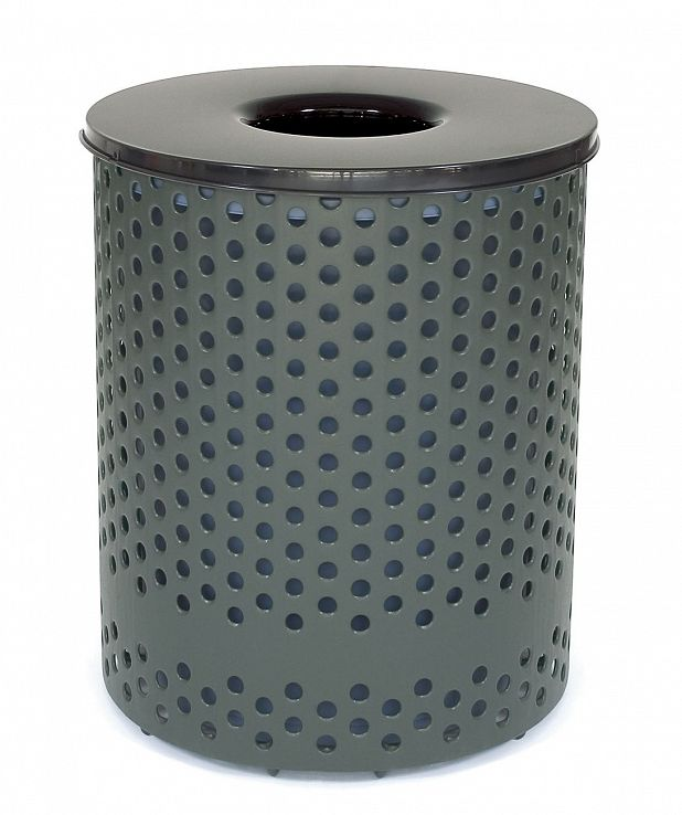 Tuffclad Litter Receptacle - Flat Cover