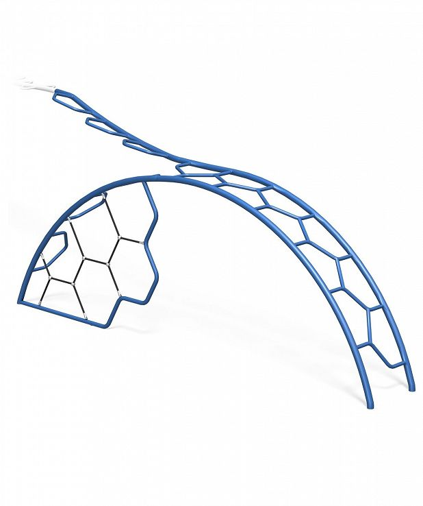 Splitter with Hex Net Climber