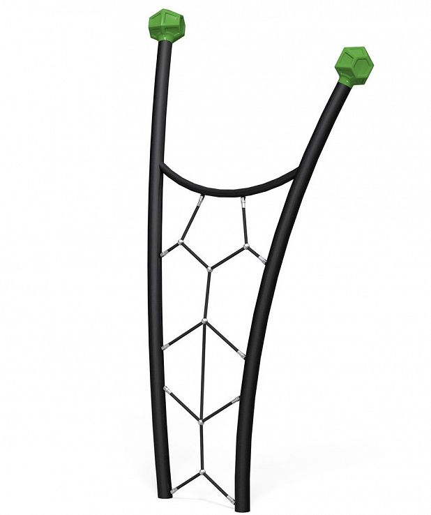 U-Frame with Hex Net