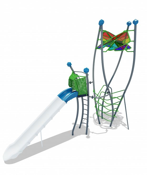 Helix Tower and Slide