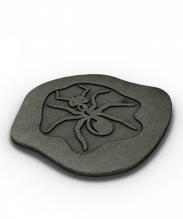 Ant Stepping Stone