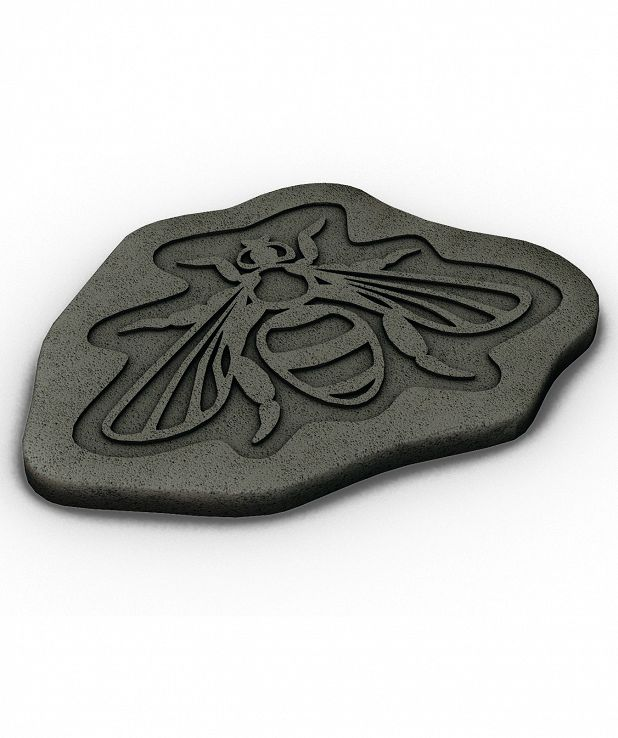 Bee Stepping Stone