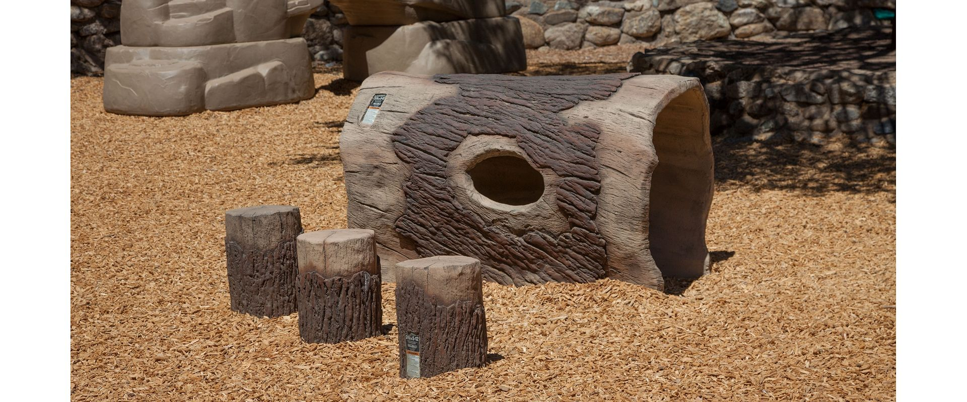 Playground Design Landscape Play Structures
