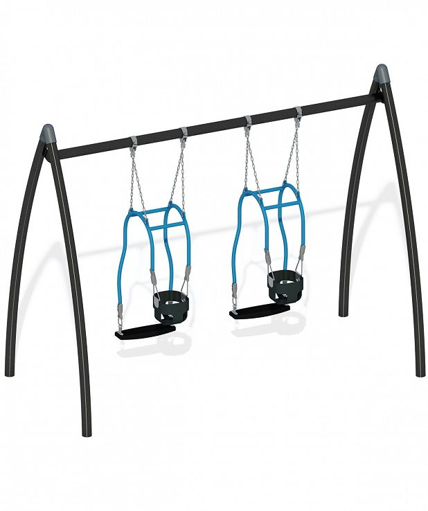 XScape ADA Swing with Dual Expression Swings