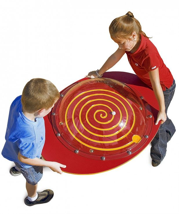 Spiral Game Table