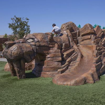 We have unsurpassed industry experience in installing themed playgrounds.