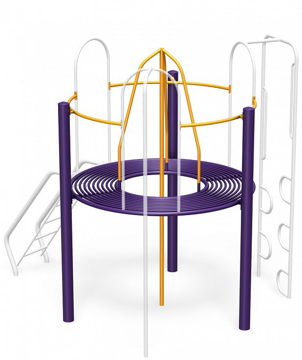 PowerScape Plus Challenge Station Climber Base