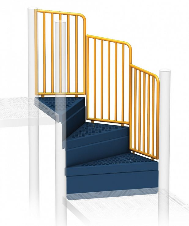 Spiral Stairs - Reverse