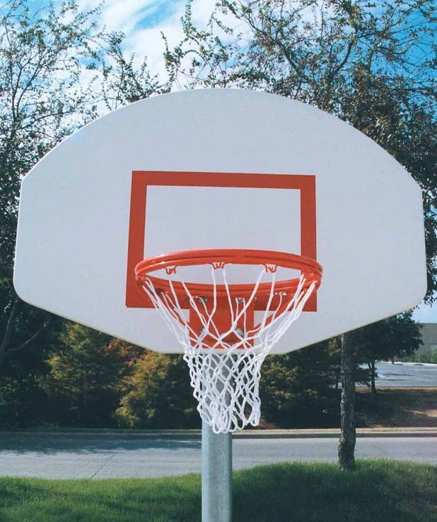 Official White Backboard