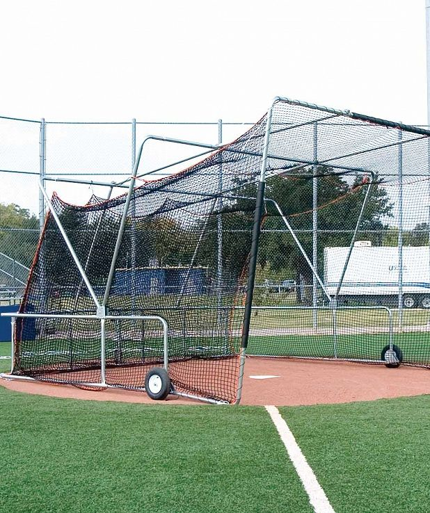 Foldable/Portable Batting Cage