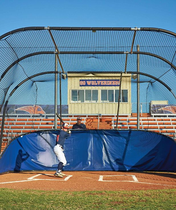 Bubba Elite Batting Cage