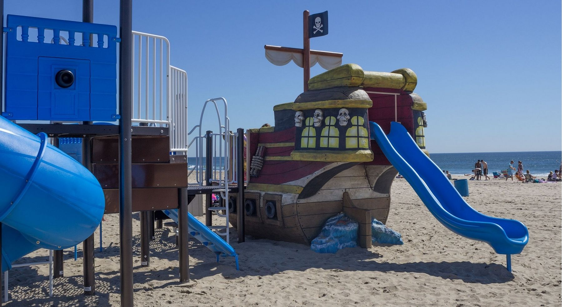Belmar Pirate Ship