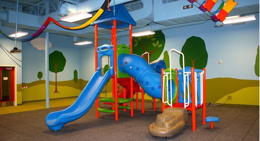 Engedi Church Indoor Playground Gametime