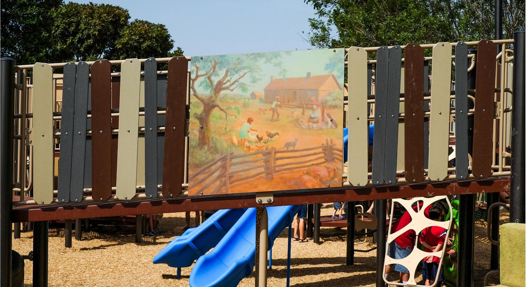 Creative Playscape