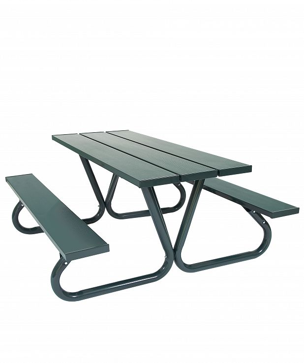 Heavy Duty Aluminum Picnic Table