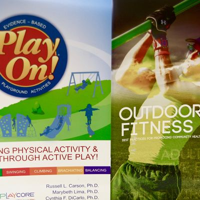 Our selection of outdoor exercise equipment can't be surpassed.