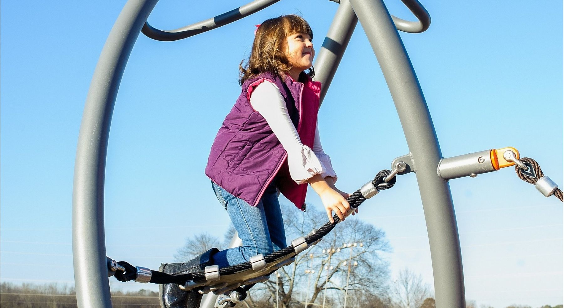 Girl on IONiX Climber
