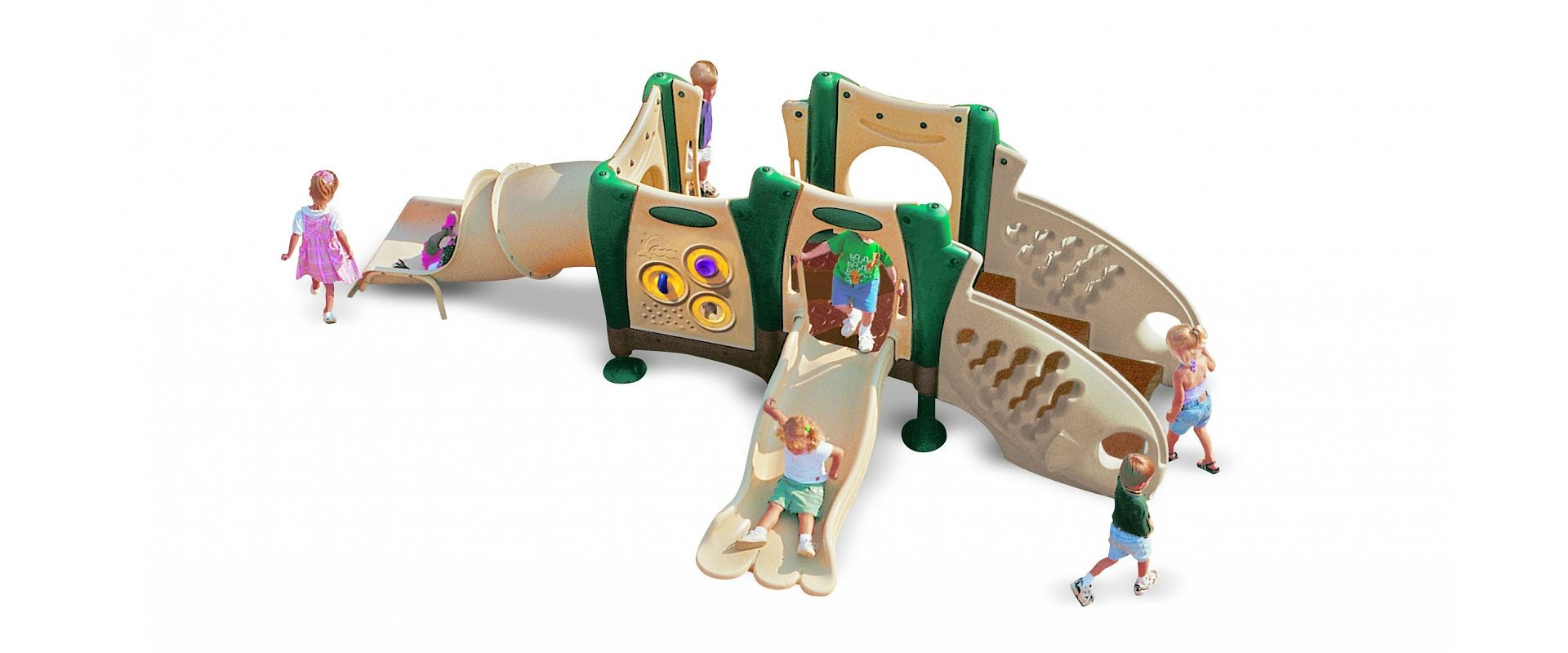 Toddler Playground 2 has been a top selling playground for years.