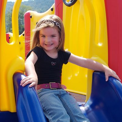 Toddler playground units can help kids learn and grow.