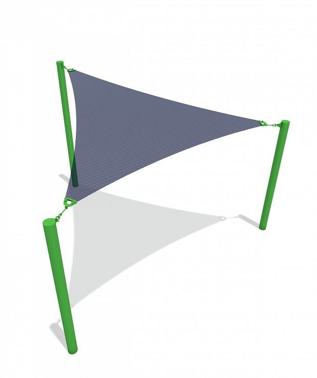 Equilateral Sail
