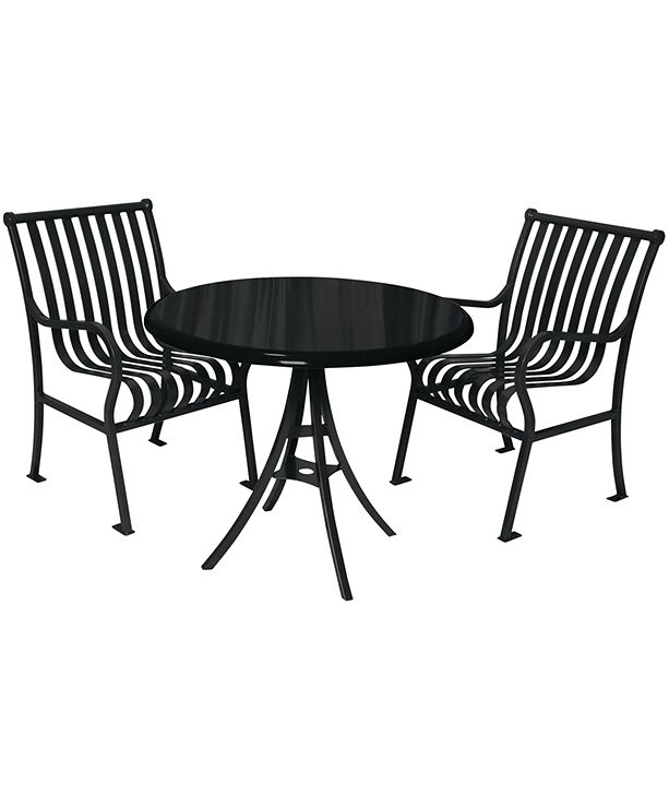 Series 400 Table with Chairs