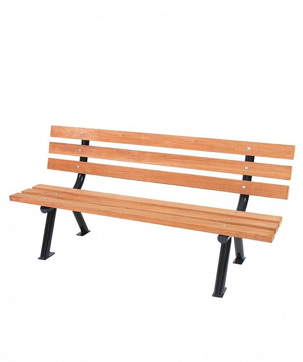 Two Leg Aluminum Bench