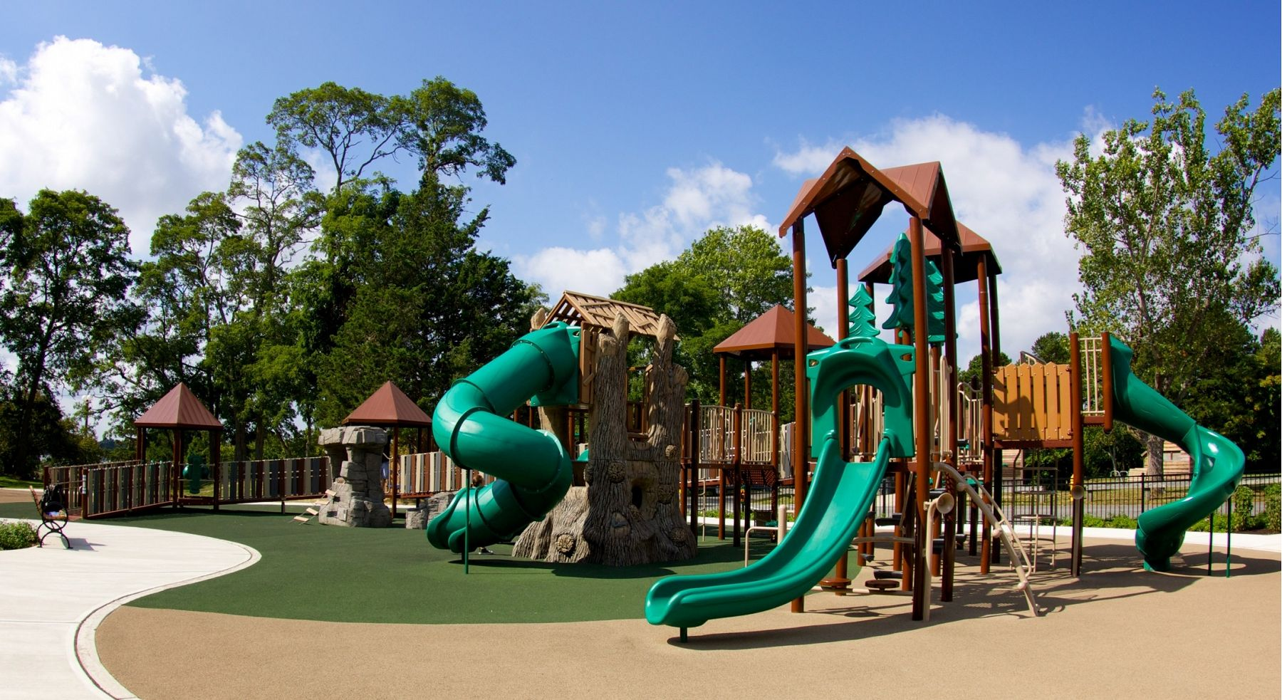 Playground Slide Design