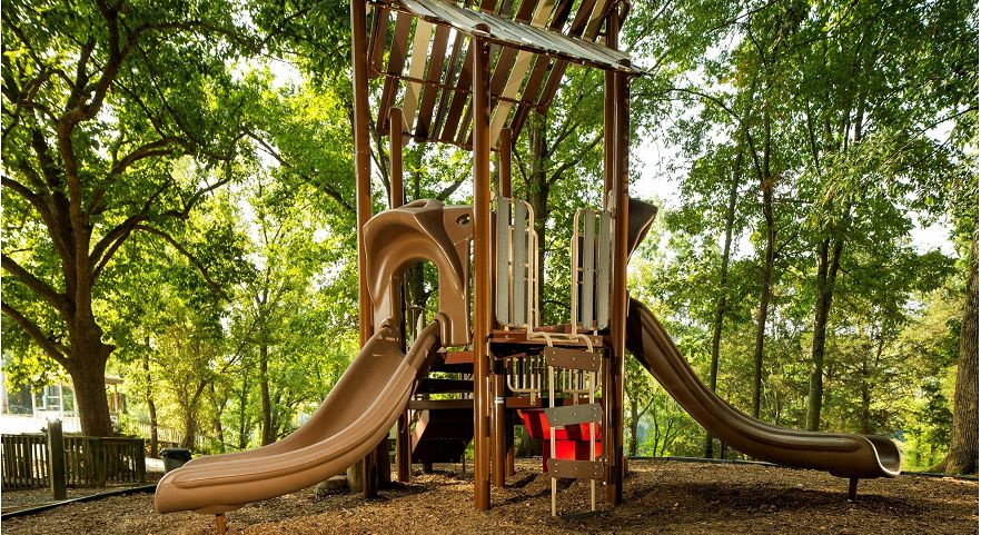 Timbers Amp Custom Climbers Nature Themed Playground Gametime