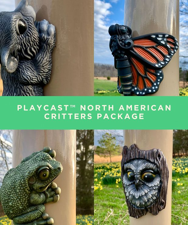 PlayCast™ North American Critters