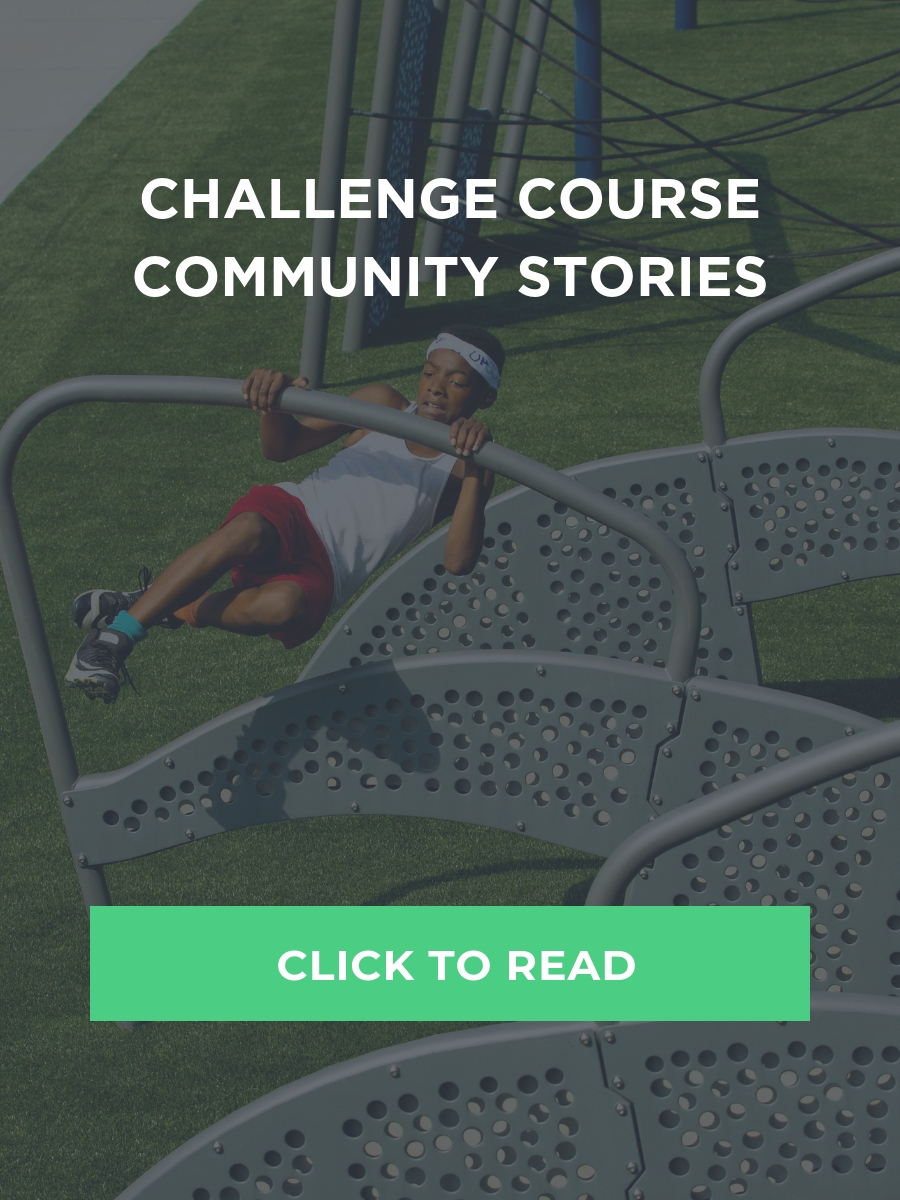 Challenge Course Community Stories