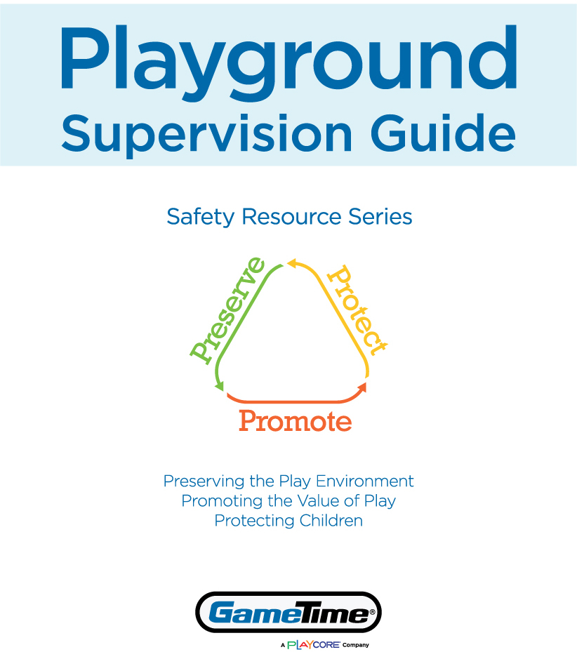 GameTime Playground Supervision Guide