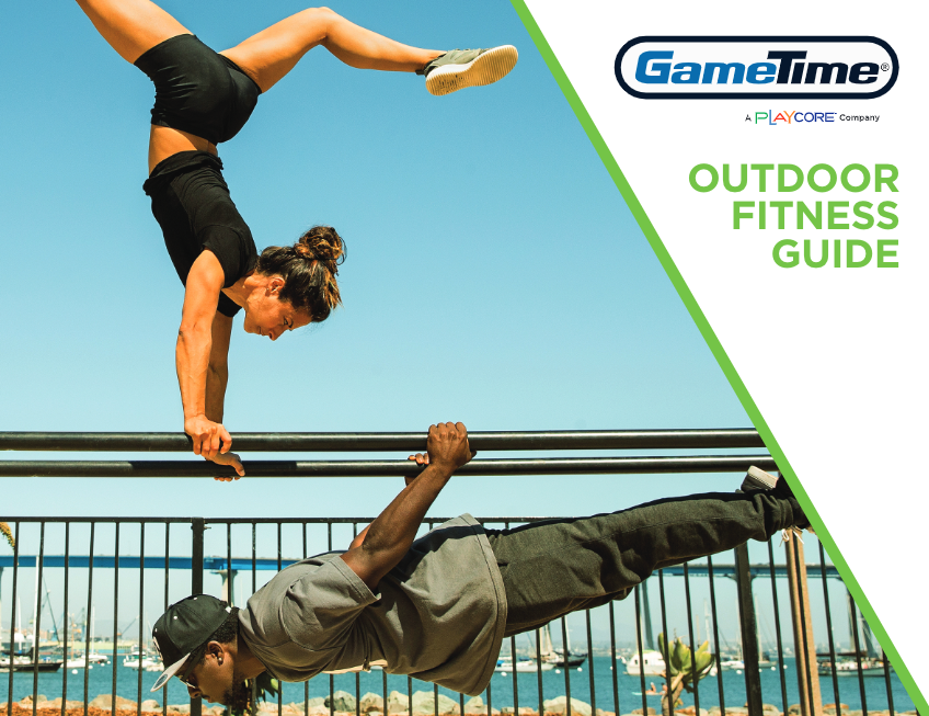 Outdoor Fitness Cover