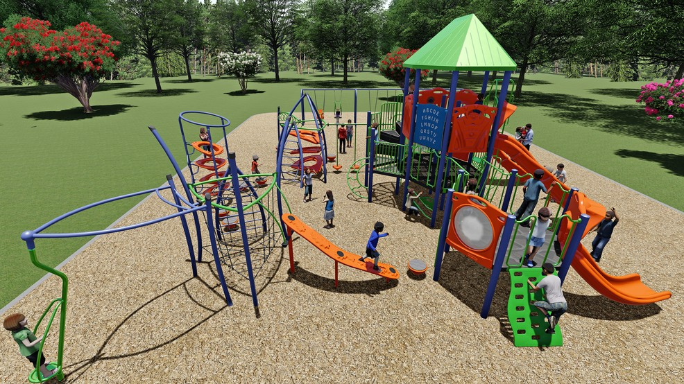 GameTime and OPRA Initiative Brings New Playground to Ohio