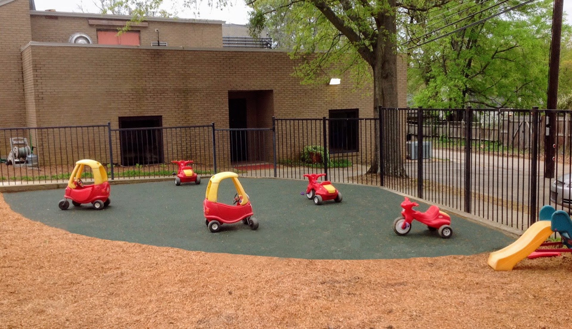 All Saints Church and GameTime Create Play Area for Preschool
