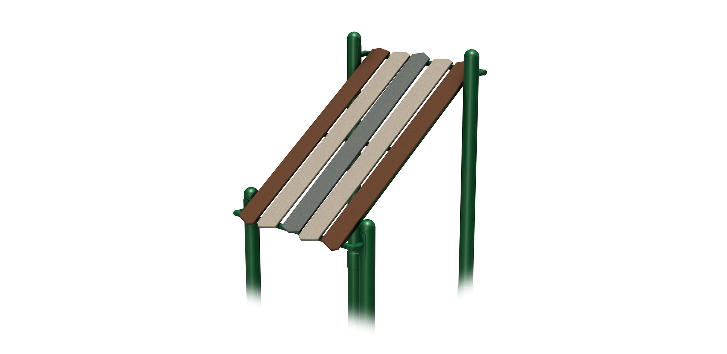 Timbers Slant Roof - Square