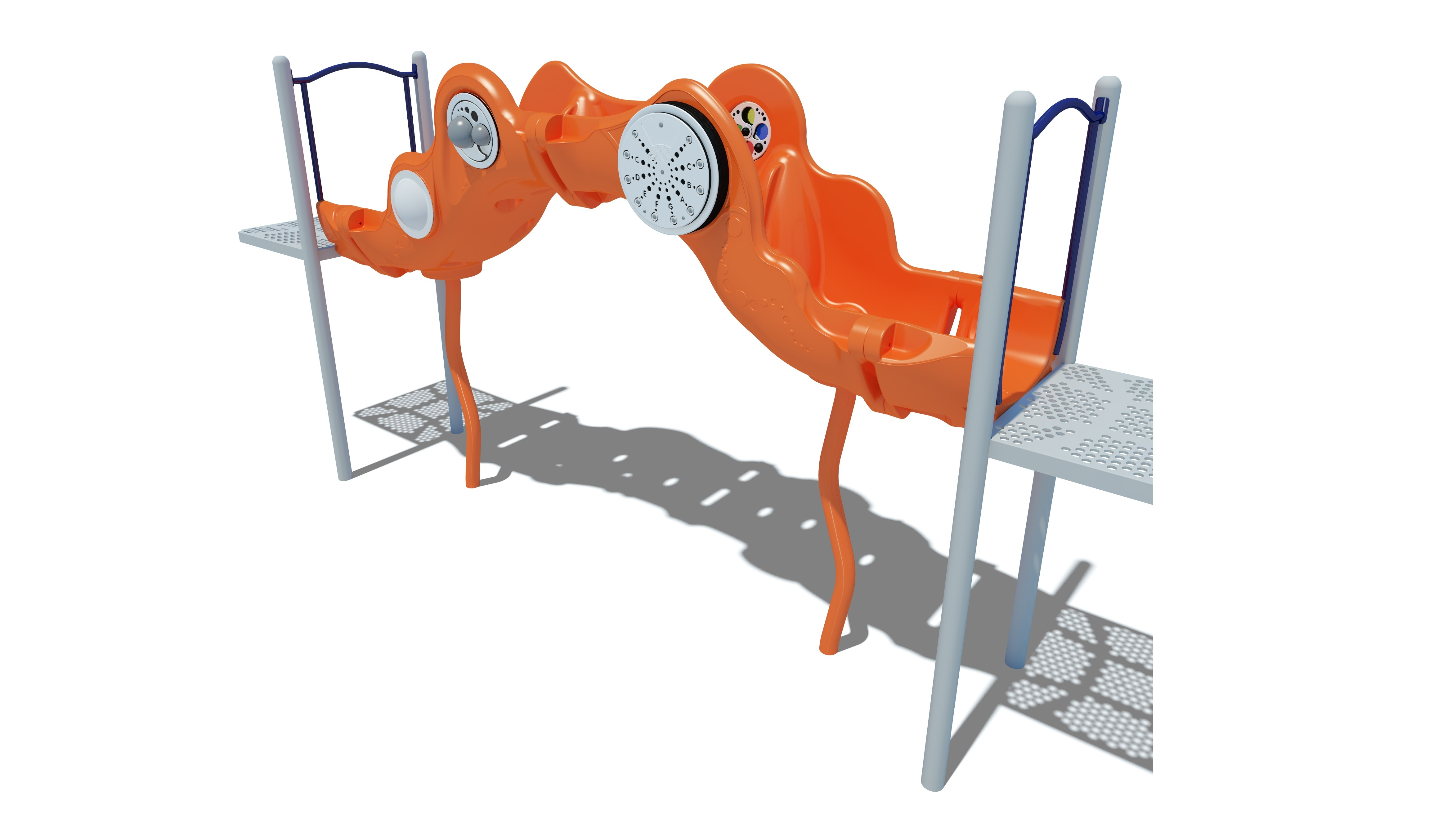 Sensory Wave Climber Up & Over