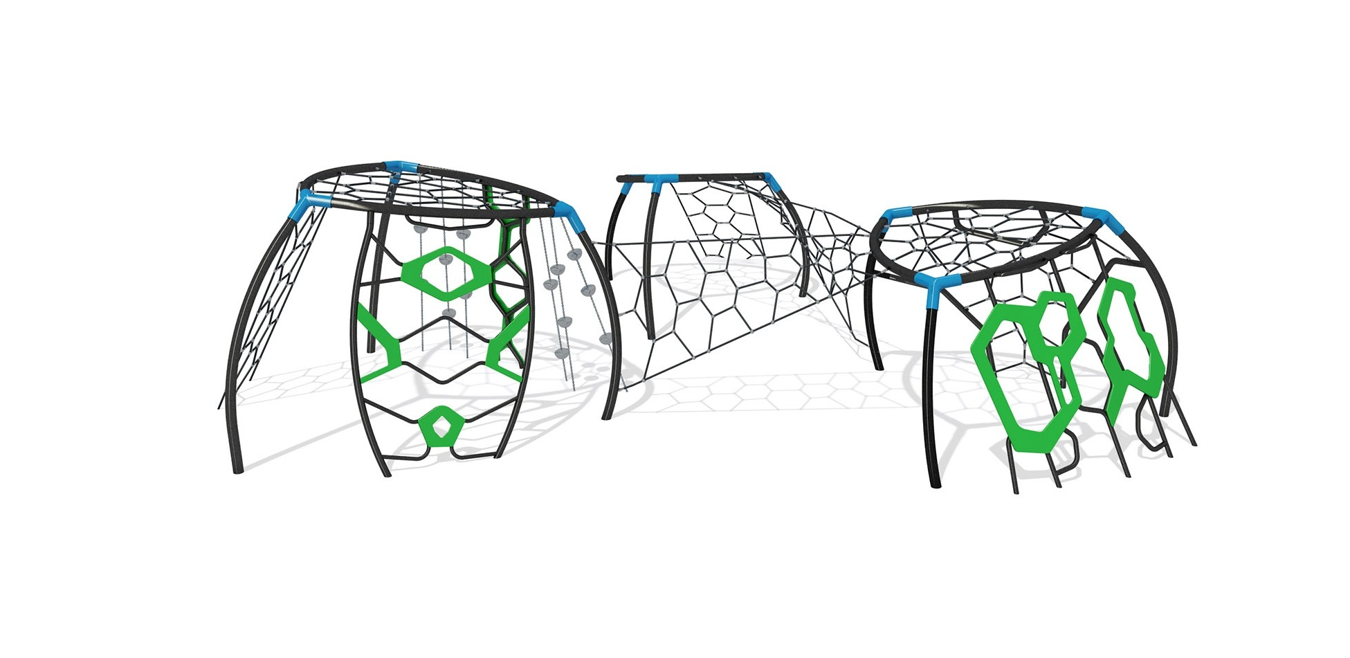 TriNet (Small, Medium and Large) with Twisted Nets