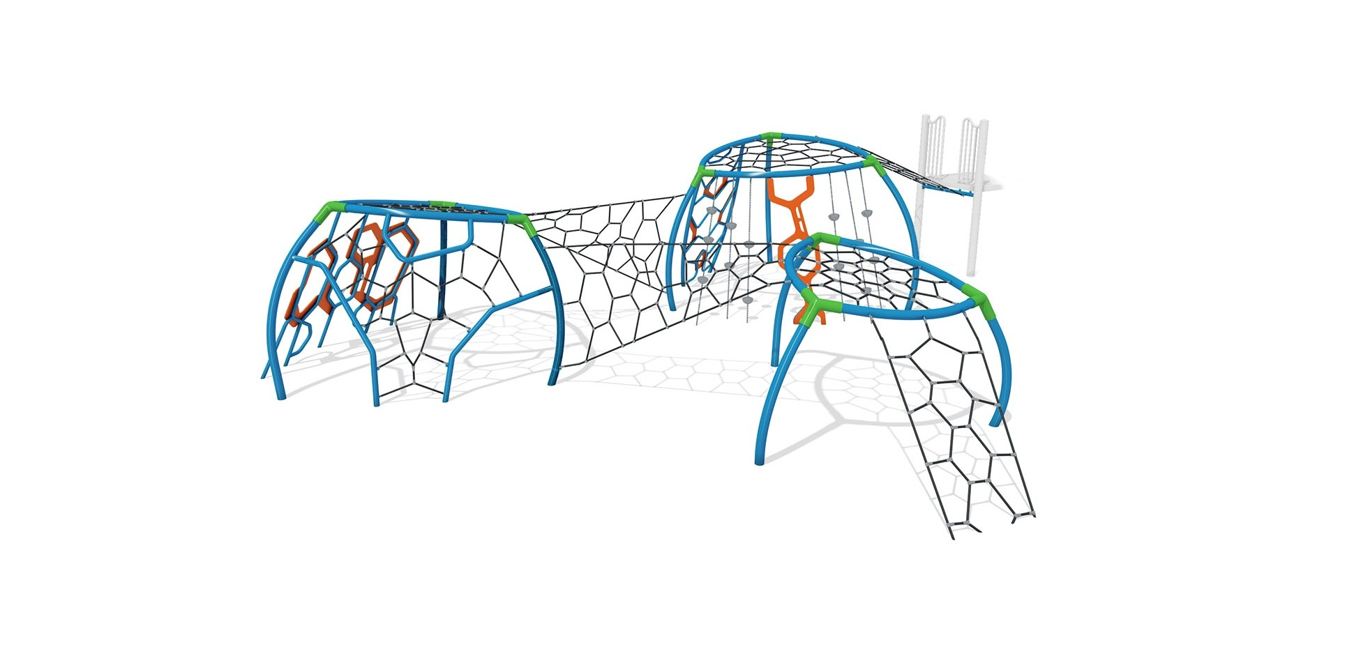 TriNet (Small, Medium and Large) with Twisted Nets and PowerScape Connection