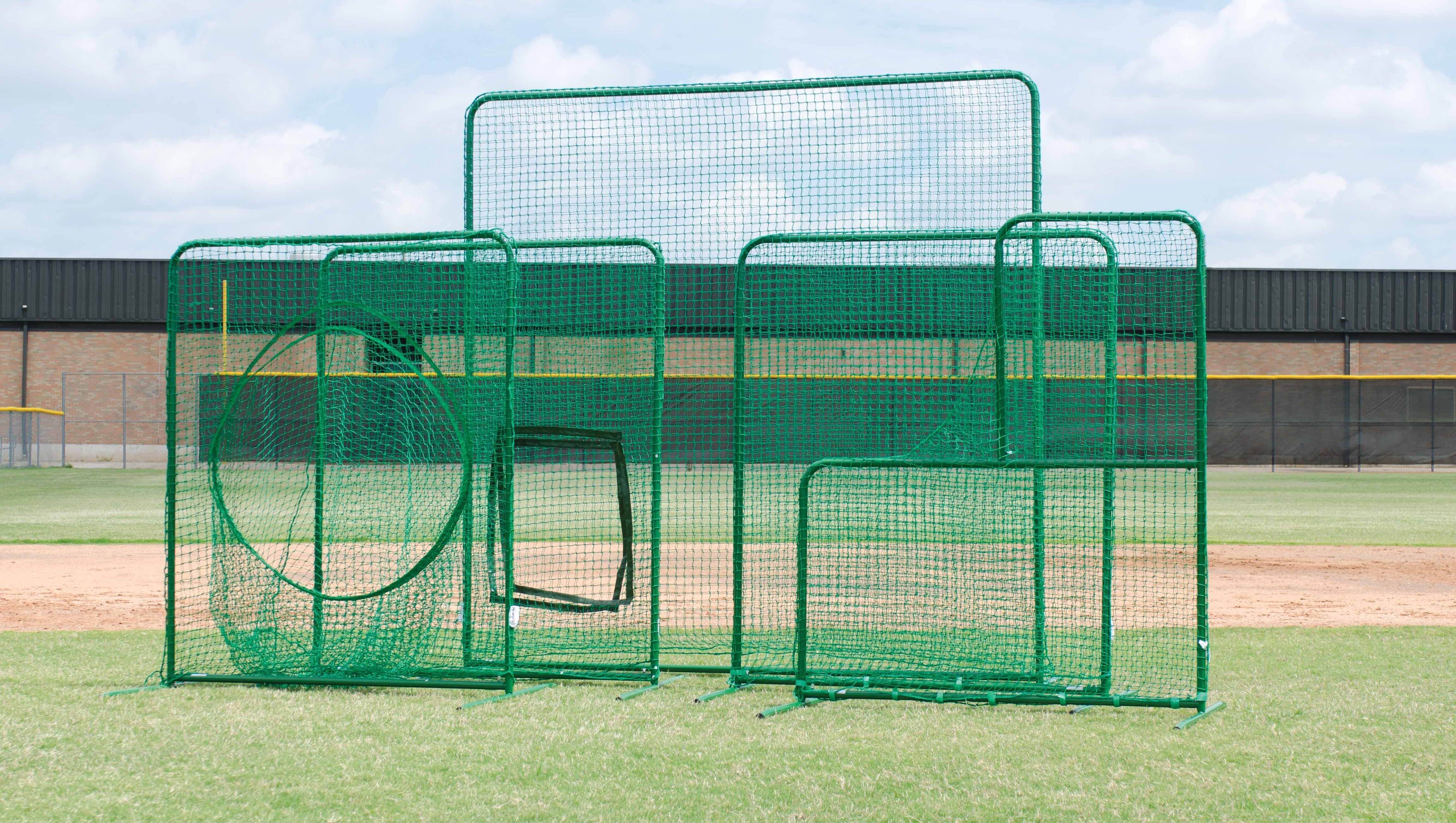 Varsity Protective Fungo Protective Net with Frame