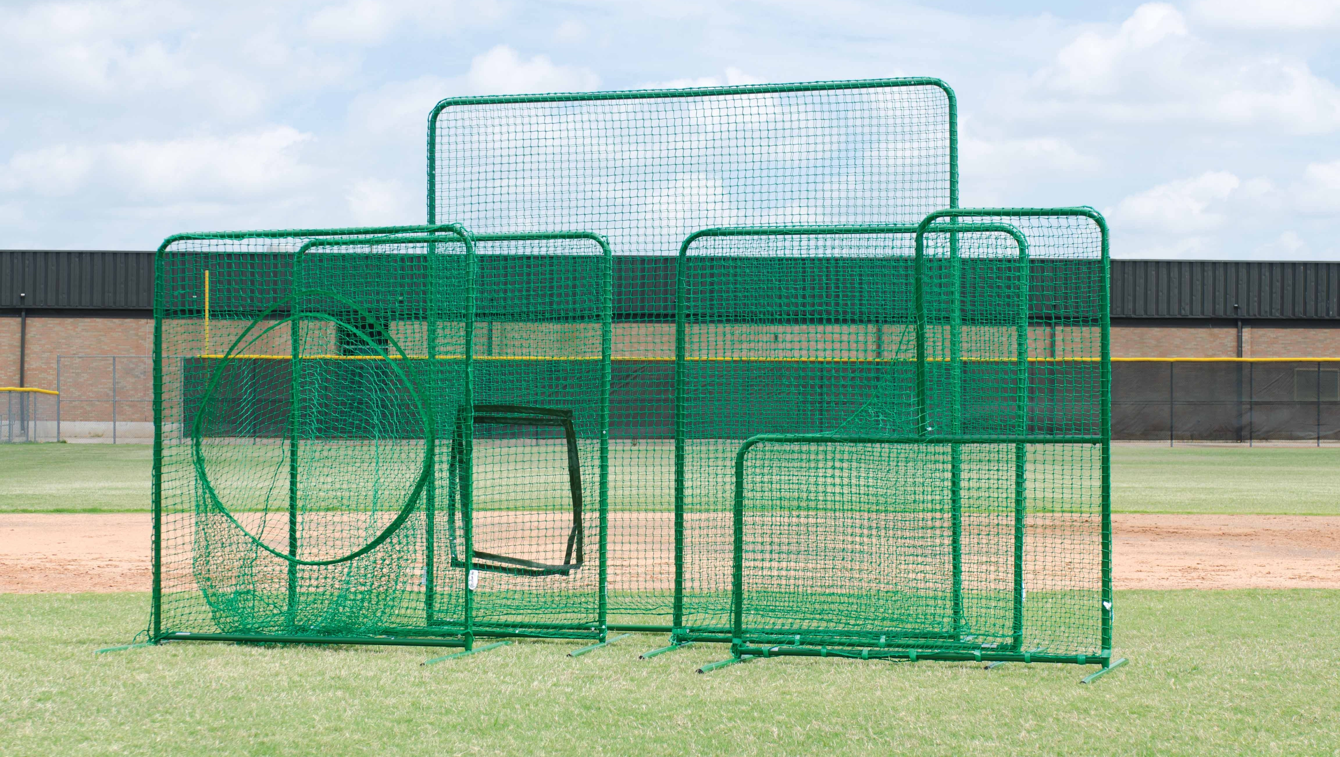 Varsity Protective Softball Protector with Net